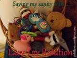 Saving My Sanity With Easy Toy Rotation