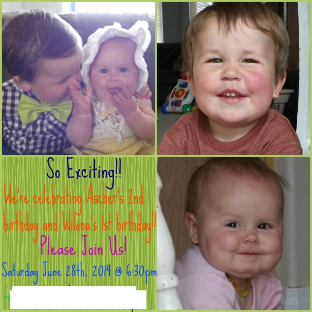 Birthday Invitationrealblog